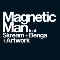 Magnetic Man - The Cyberman EP