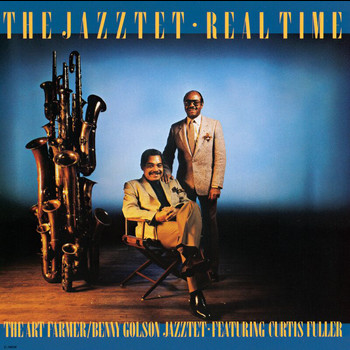 The Art Farmer-Benny Golson Jazztet - Real Time