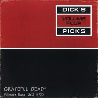 Grateful Dead - Dick's Picks Vol. 4: 2/13/70 - 2/14/70 (Fillmore East, New York, NY)