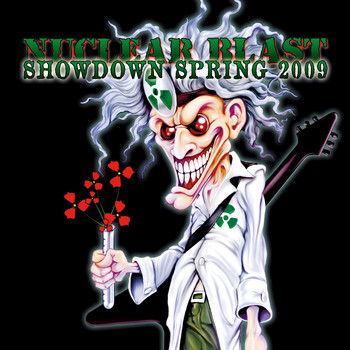 Various Artists - Nuclear Blast Showdown Spring 2009