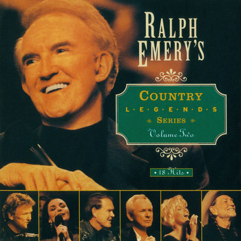 Various Artists - Ralph Emery's Country Legends Series