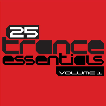 Various Artists - 25 Trance Essentials, Vol. 1