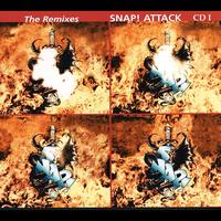 SNAP! - Attack - The Remixes Part 1