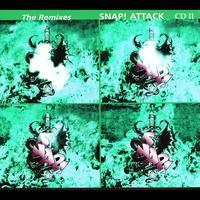SNAP! - Attack - The Remixes Part 2