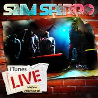 Sam Sparro - iTunes Live: London Festival '08 - EP