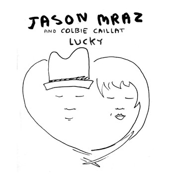 Jason Mraz & Colbie Caillat - Lucky (International)