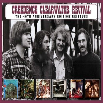 Creedence Clearwater Revival - The Complete Collection (Digital Box) (Standard)