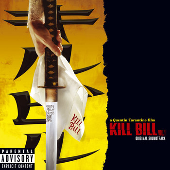 Various Artists - Kill Bill Vol. 1 Original Soundtrack (PA Version [Explicit])