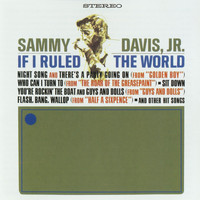 Sammy Davis Jr. - If I Ruled The World