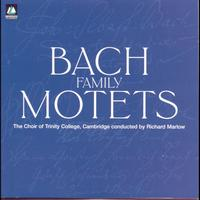 The Choir of Trinity College, Cambridge - Bach/Family Motets