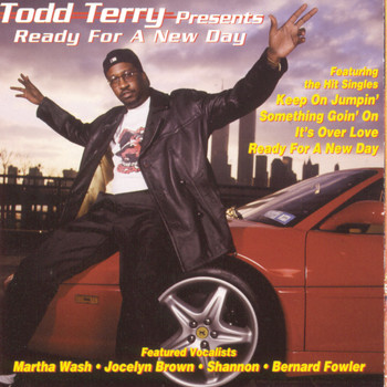 Todd Terry - Todd Terry Presents Ready for a New Day