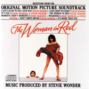 Stevie Wonder - Selections From The Original Soundtrack The Woman In Red