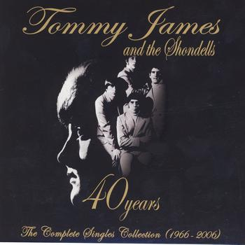 Tommy James - 40 Years