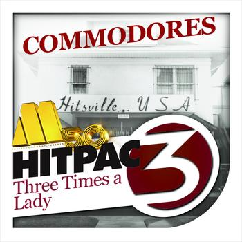 Commodores - Three Times A Lady Hit Pac