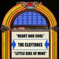 The Cleftones - Heart And Soul / Little Girl Of Mine - Single