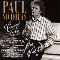 Paul Nicholas - Colours of my Life - Highlights