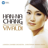 Han-Na Chang/London Chamber Orchestra/Christopher Warren-Green - Vivaldi Cello Concertos