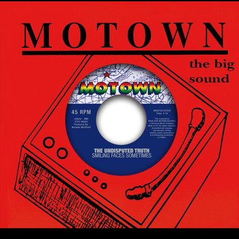 "The Undisputed Truth - Motown 7"" Singles No. 9"