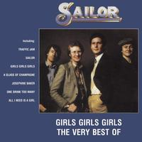 Sailor - Girls Girls Girls - The Very Best Of Sailor