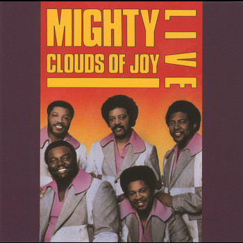 Mighty Clouds Of Joy - Mighty Clouds Of Joy-Live