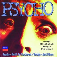 Various Artists - Psycho - Great Hitchcock Movie Thrillers