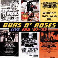 Guns N' Roses - Live Era '87-'93 (Edited Version)