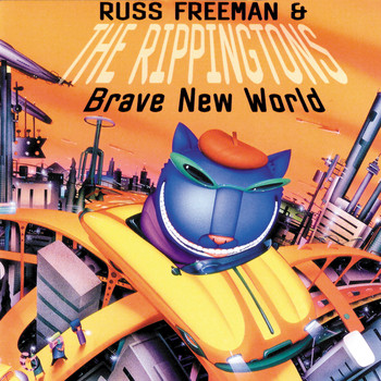 Russ Freeman & The Rippingtons - Brave New World