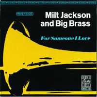 Milt Jackson - For Someone I Love