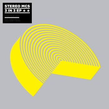 Stereo MC's - 3 In 3 EP - Show Your Light