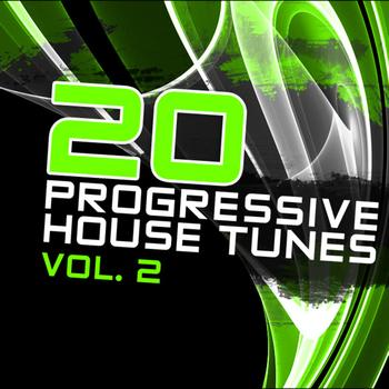 Various Artists - 20 Progressive House Tunes Vol. 2