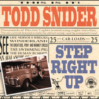 Todd Snider - Step Right Up