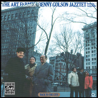 The Art Farmer-Benny Golson Jazztet - Back To The City