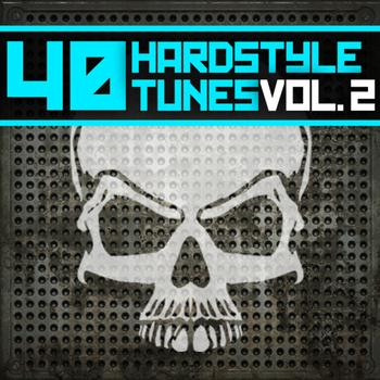 Various Artists - 40 Hardstyle Tunes