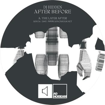DJ Hidden - After Before - Single