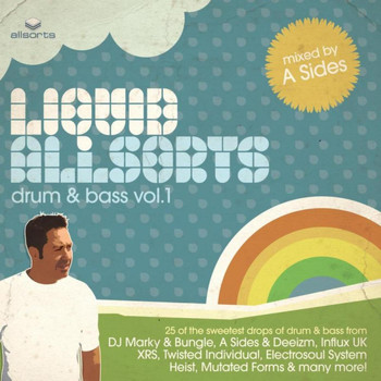 A Sides - Liquid Allsorts: Drum & Bass, Vol. 1 (Mixed by A Sides)