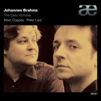 Marc Coppey - Brahms: The Cello Sonatas