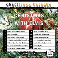 Charttraxx Karaoke - Spotlight Karaoke Vol. 9 - Christmas with Elvis