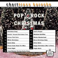Charttraxx Karaoke - Spotlight Karaoke Vol. 10 - Pop  Rock Christmas