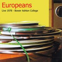 Europeans - Live 1978 - Bower Ashton College