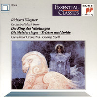 George Szell - Wagner: Orchestral Music from The Ring of the Nibelung