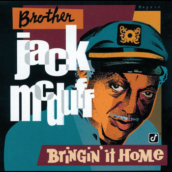 Jack McDuff - Bringin' It Home