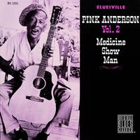 Pink Anderson - Medicine Show Man (Remastered)