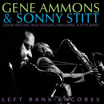Gene Ammons - Left Bank Encores