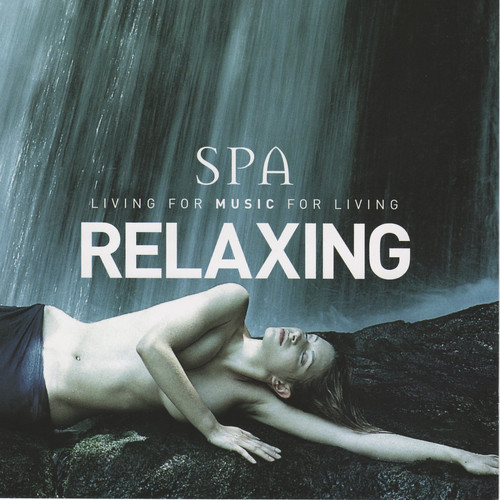 Global Journey MP3 Album Relaxing (Spa Series)