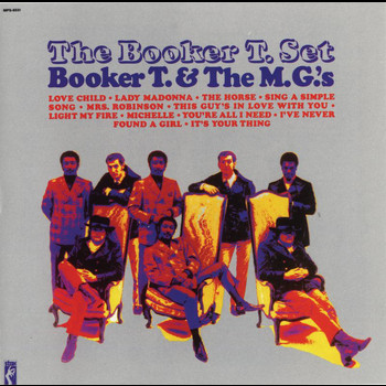 Booker T. & The M.G.'s - The Booker T. Set