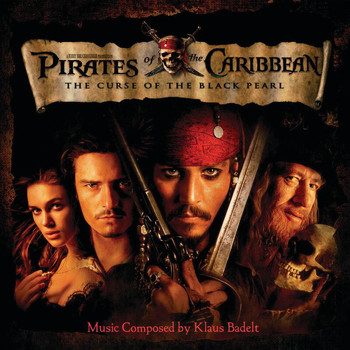 Klaus Badelt - Pirates of the Caribbean: The Curse of the Black Pearl (Original Motion Picture Soundtrack)
