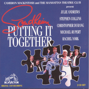 Original Off-Broadway Cast Recording of Sondheim: Putting It Together - Sondheim: Putting It Together (Original Off-Broadway Cast Recording)