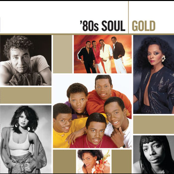 Various Artists - Gold - '80s Soul