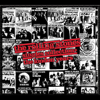 The Rolling Stones - The Rolling Stones Singles Collection: The London Years (Remastered)