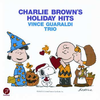 Vince Guaraldi Trio - Charlie Brown Holiday Hits